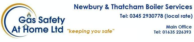 Gas safety At Home Ltd keeping you safe call us on 01635 226393
